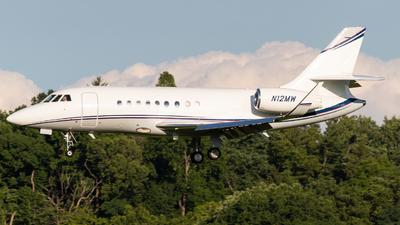 N12MW - Dassault Falcon 2000EX - Private