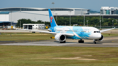 B-2733 - Boeing 787-8 Dreamliner - China Southern Airlines
