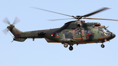 S-444 - Eurocopter AS 532U2 Cougar - Netherlands - Royal Air Force