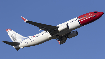 A picture of EIFJV - Boeing 7378JP - [42080] - © Łukasz Stawiarz
