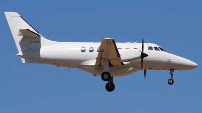 CN-TMI - British Aerospace Jetstream 32 - Alfa Air Morocco