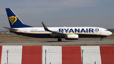 EI-DAC - Boeing 737-8AS - Ryanair