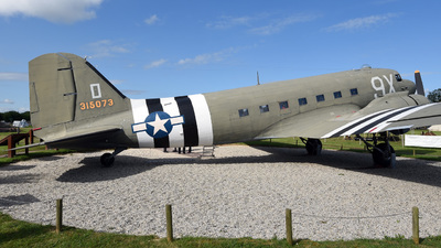43-15073 - Douglas C-47A Skytrain - United States - US Army Air Force (USAAF)