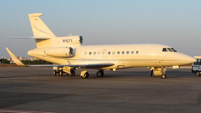 N167Y - Dassault Falcon 900EX - Private