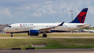 N106DU - Airbus A220-171 - Delta Air Lines