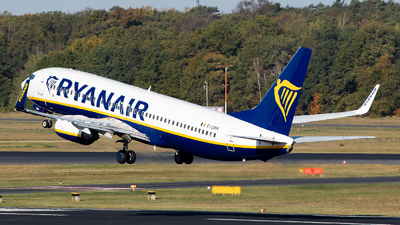 EI-DWM - Boeing 737-8AS - Ryanair