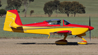 VH-YYR - Vans RV-7A - Private