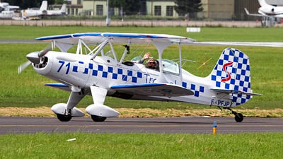 F-PFJP - Stolp SA-300 Starduster - Private