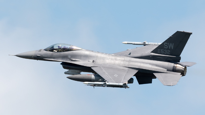 93-0532 - General Dynamics F-16C Fighting Falcon - United States - US Air Force (USAF)