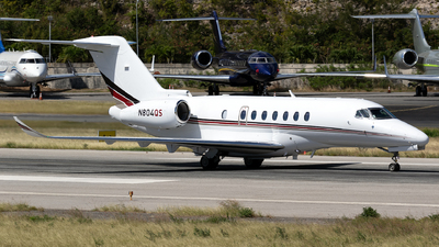 N804QS - Cessna Citation Longitude - NetJets Aviation