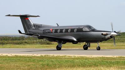 C-FYUT - Pilatus PC-12/45 - Corpo Aviation
