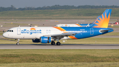 N281NV - Airbus A320-214 - Allegiant Air