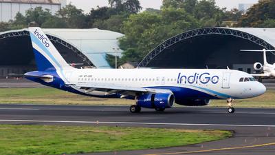 VT-IDO - Airbus A320-232 - IndiGo Airlines