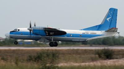 RA-26665 - Antonov An-26 - IrAero