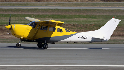 C-GAGT - Cessna T206H Turbo Stationair - Private