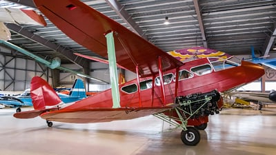 TF-ISM - De Havilland DH-89A Dragon Rapide - Private