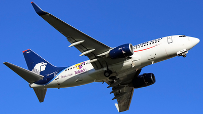 XA-MAH - Boeing 737-752 - Aeroméxico