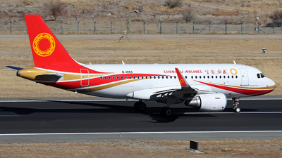 B-1093 - Airbus A319-115 - Chengdu Airlines