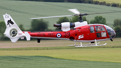 G-ZZLE - Westland Gazelle HT.2 - Private
