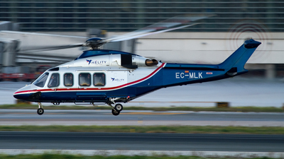 EC-MLK - Agusta-Westland AW-139 - Hélity Copter Airlines
