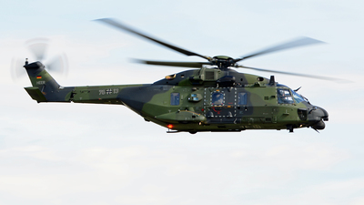78-13 - NH Industries NH-90TTH - Germany - Army