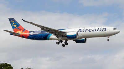 A picture of FONEO - Airbus A330941 - Aircalin - © Clinton_vern