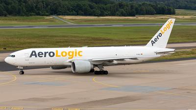 A picture of DAALA - Boeing 777FZN - AeroLogic - © Markus Altmann
