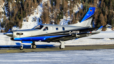 D-FFUN - Socata TBM-910 - Private
