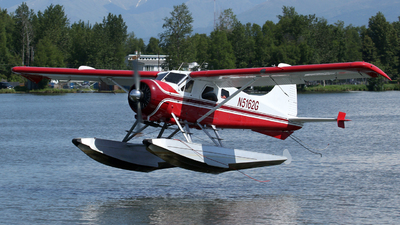 A picture of N5162G - De Havilland DHC2 Beaver - [658] - © Kevin Porter