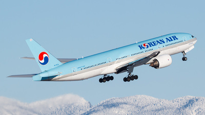 HL7574 - Boeing 777-2B5(ER) - Korean Air