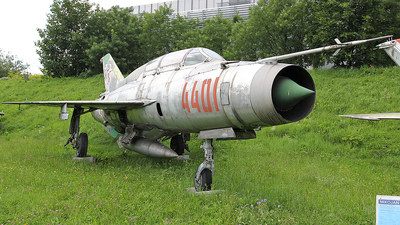 4401 - Mikoyan-Gurevich MiG-21US Mongol B - Poland - Air Force