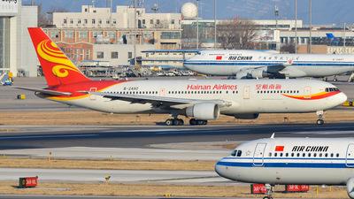 B-2490 - Boeing 767-34P(ER) - Hainan Airlines