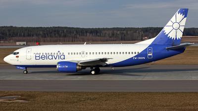 A picture of EW366PA - Boeing 73731S - Belavia - © NINGJIAN YANG