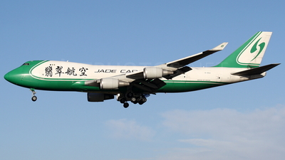 B-2422 - Boeing 747-4EVERF - Jade Cargo International