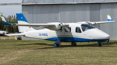 LV-HKQ - Tecnam P2006T - Private