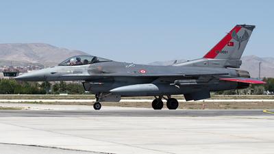 94-0091 - Lockheed Martin F-16C Fighting Falcon - Turkey - Air Force