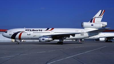 N345HC - McDonnell Douglas DC-10-30 - Air Liberté