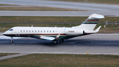 N79EW - Bombardier BD-700-1A10 Global 6000	 - Private