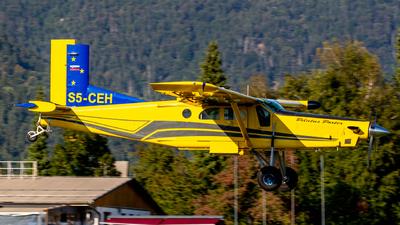 S5-CEH - Pilatus PC-6/B2-H4 Turbo Porter - Helica