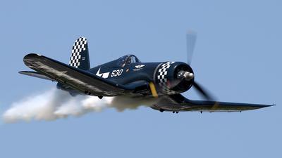 N9964Z - Goodyear FG-1D Corsair - Commemorative Air Force