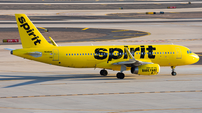 A picture of N645NK - Airbus A320232 - Spirit Airlines - © Alexander Owen