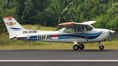 PK-ROM - Cessna 172P Skyhawk - Bali International Flight Academy