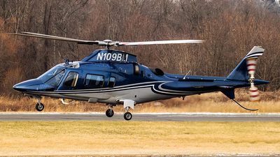 N109BM - Agusta A109E Power - Private
