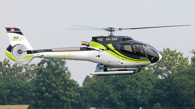 PK-SNX - Airbus Helicopters H130 T2 - Smart Aviation