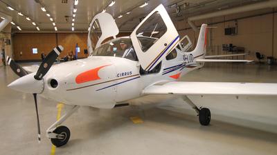 SE-LUD - Cirrus SR20 - Lund University School of Aviation
