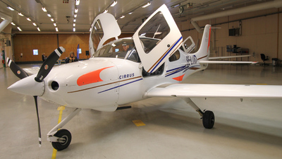 A picture of SELUD - Cirrus SR20 - Lunds Universitet - © Martin Wittje