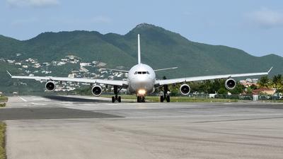 F-GNII - Airbus A340-313X - Air France