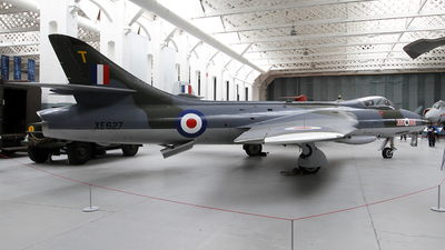 XE627 - Hawker Hunter F.6A - United Kingdom - Royal Air Force (RAF)