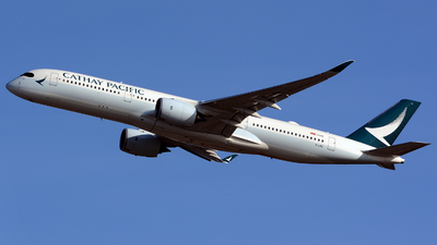 B-LRA - Airbus A350-941 - Cathay Pacific Airways