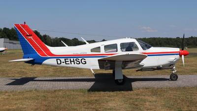 D-EHSG  - Piper PA-28R-200 Arrow II - Private